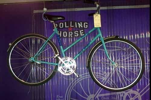 A Classic Bike